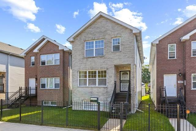 7805 S Woodlawn Avenue, Chicago, IL 60619 (MLS #10808813) :: John Lyons Real Estate