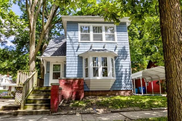 206 S Mccullough Street, Urbana, IL 61801 (MLS #10808818) :: Ryan Dallas Real Estate