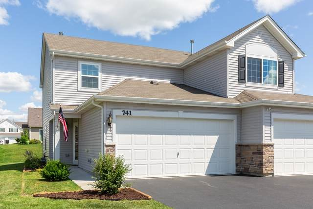 741 Florence Street, Hampshire, IL 60140 (MLS #10808828) :: Angela Walker Homes Real Estate Group