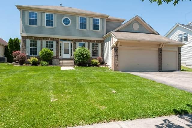 431 Farnsworth Circle, Port Barrington, IL 60010 (MLS #10808864) :: John Lyons Real Estate