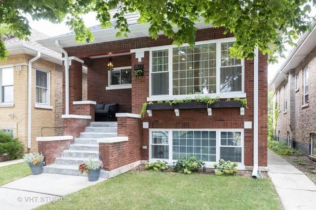 1827 East Avenue, Berwyn, IL 60402 (MLS #10808914) :: Janet Jurich
