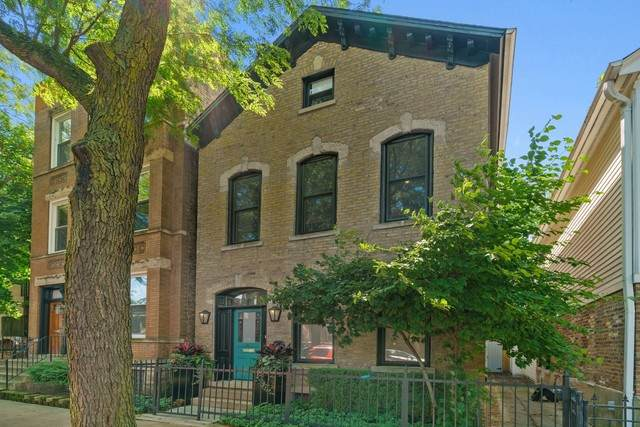 329 W Concord Place, Chicago, IL 60614 (MLS #10808945) :: Property Consultants Realty