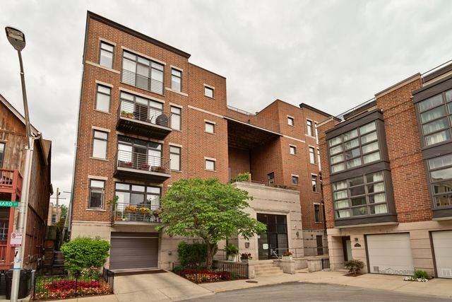 2860 N Orchard Street #501, Chicago, IL 60657 (MLS #10808960) :: John Lyons Real Estate