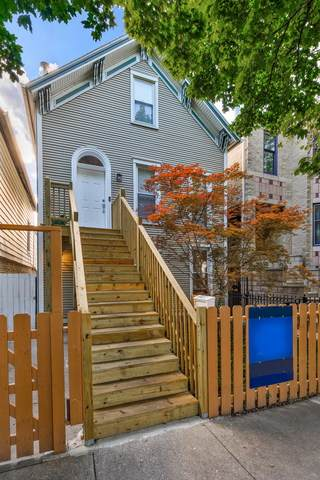 812 S Leavitt Street, Chicago, IL 60612 (MLS #10809018) :: Property Consultants Realty