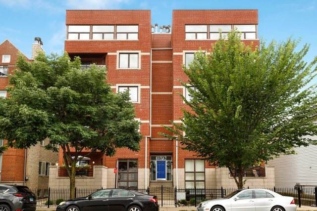 1373 W Hubbard Street 1E, Chicago, IL 60642 (MLS #10809029) :: Property Consultants Realty