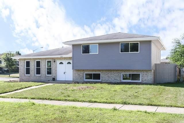 538 Irmen Drive, Wood Dale, IL 60191 (MLS #10809047) :: Angela Walker Homes Real Estate Group
