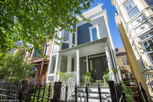 1500 N North Park Avenue, Chicago, IL 60610 (MLS #10809079) :: Property Consultants Realty