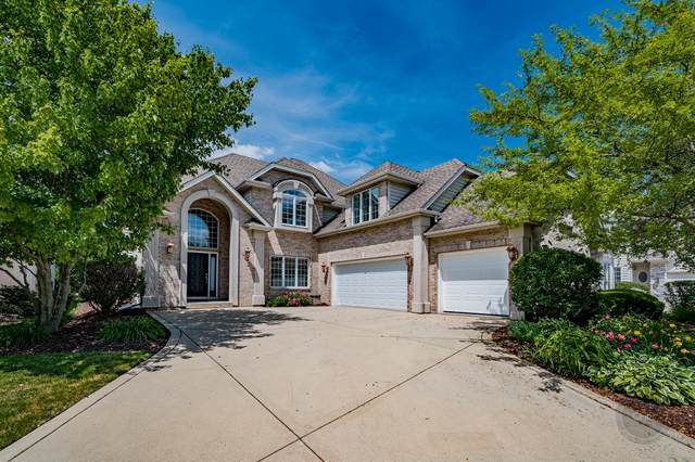 3588 Scottsdale Circle, Naperville, IL 60564 (MLS #10809112) :: Property Consultants Realty