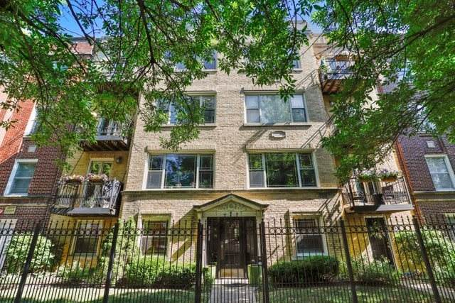 1210 W Roscoe Street #3, Chicago, IL 60657 (MLS #10809130) :: Property Consultants Realty