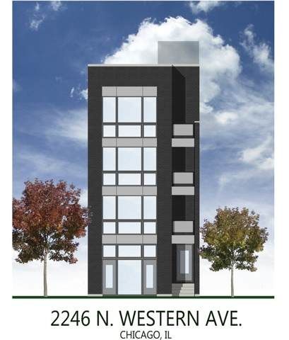 2246 N Western Avenue, Chicago, IL 60647 (MLS #10809204) :: Property Consultants Realty