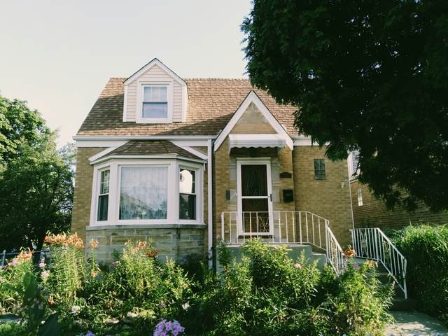 5874 W Gunnison Street, Chicago, IL 60630 (MLS #10809212) :: John Lyons Real Estate