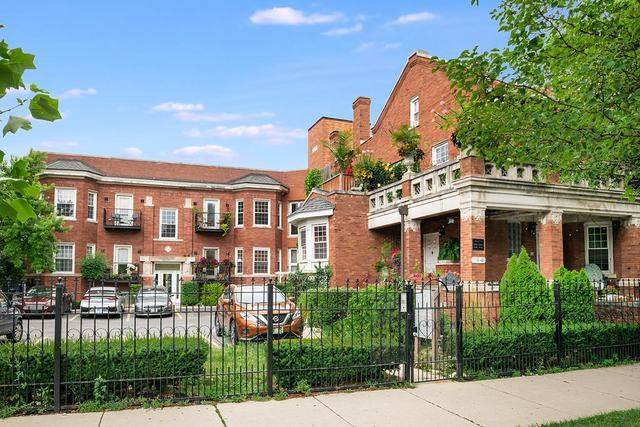 2950 W Palmer Street A2, Chicago, IL 60647 (MLS #10809213) :: Property Consultants Realty
