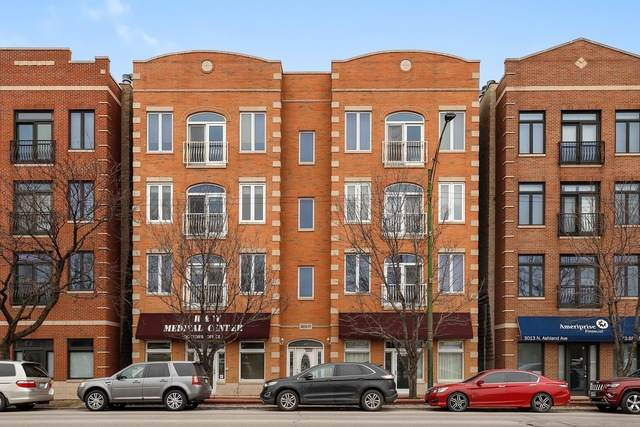 3017 N Ashland Avenue 3N, Chicago, IL 60657 (MLS #10809220) :: Property Consultants Realty