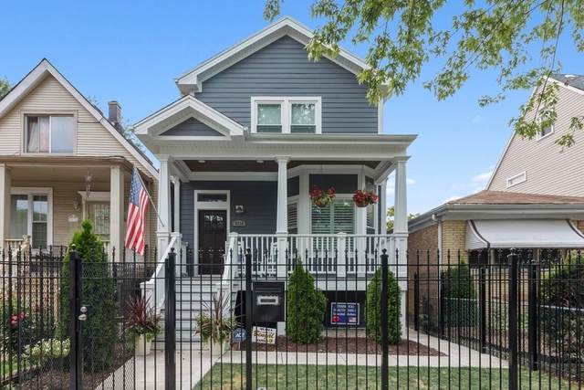 4038 N Bernard Street, Chicago, IL 60618 (MLS #10809233) :: Angela Walker Homes Real Estate Group