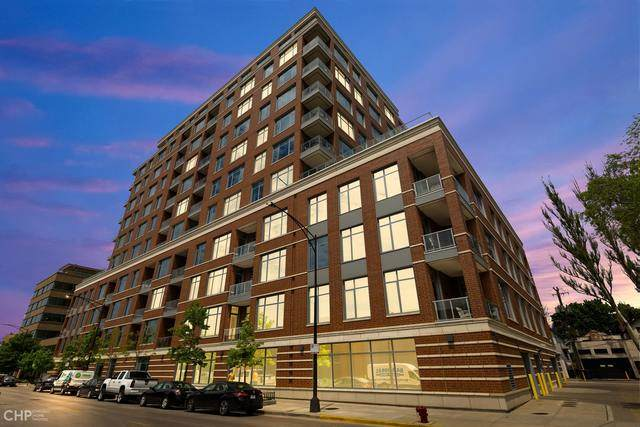 540 W Webster Avenue #506, Chicago, IL 60614 (MLS #10809248) :: Property Consultants Realty