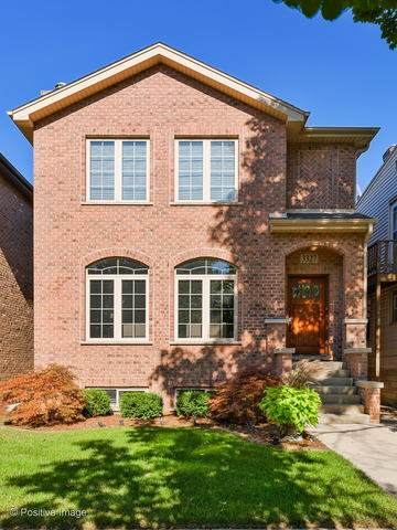 3327 N Pacific Avenue, Chicago, IL 60634 (MLS #10809267) :: Angela Walker Homes Real Estate Group