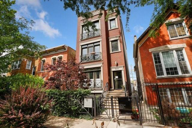 1644 N Claremont Avenue #2, Chicago, IL 60647 (MLS #10809276) :: Property Consultants Realty