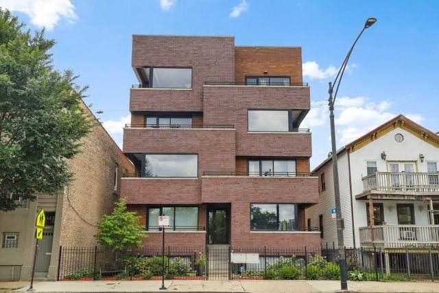 1445 W Grand Avenue 4E, Chicago, IL 60642 (MLS #10809292) :: Property Consultants Realty