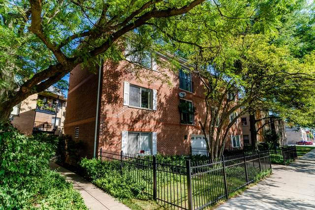 5450 W Gale Street #302, Chicago, IL 60630 (MLS #10809318) :: Angela Walker Homes Real Estate Group
