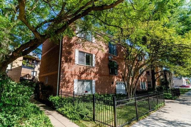 5450 W Gale Street #302, Chicago, IL 60630 (MLS #10809318) :: John Lyons Real Estate