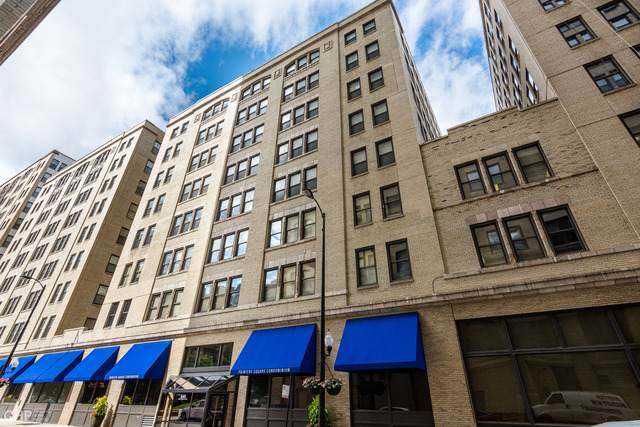 640 S Federal Street #402, Chicago, IL 60605 (MLS #10809334) :: Angela Walker Homes Real Estate Group