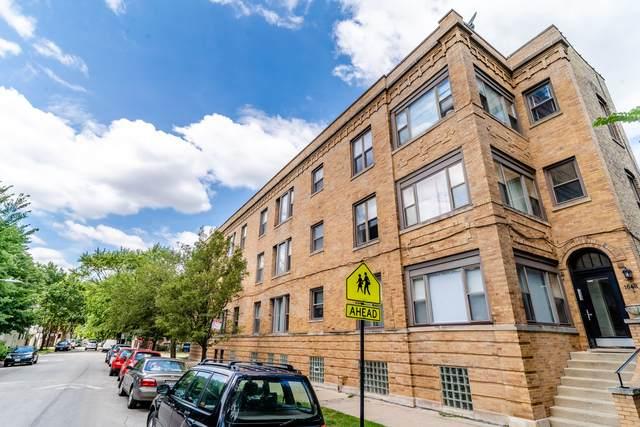 1648 W Waveland Avenue 1E, Chicago, IL 60613 (MLS #10809335) :: Property Consultants Realty