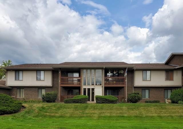 800 Brook Drive #5, Streamwood, IL 60107 (MLS #10809406) :: Angela Walker Homes Real Estate Group