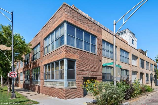 2804 N Lakewood Avenue #108, Chicago, IL 60657 (MLS #10809449) :: Property Consultants Realty