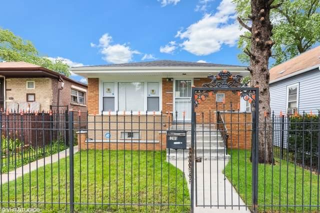6209 S Hoyne Avenue, Chicago, IL 60636 (MLS #10809462) :: John Lyons Real Estate