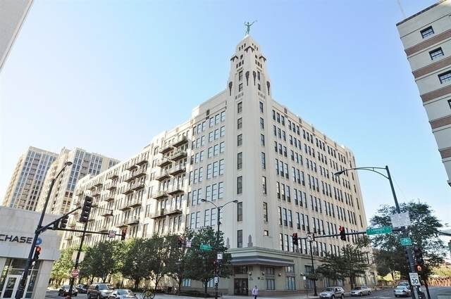 758 N Larrabee Street #706, Chicago, IL 60654 (MLS #10809463) :: Property Consultants Realty