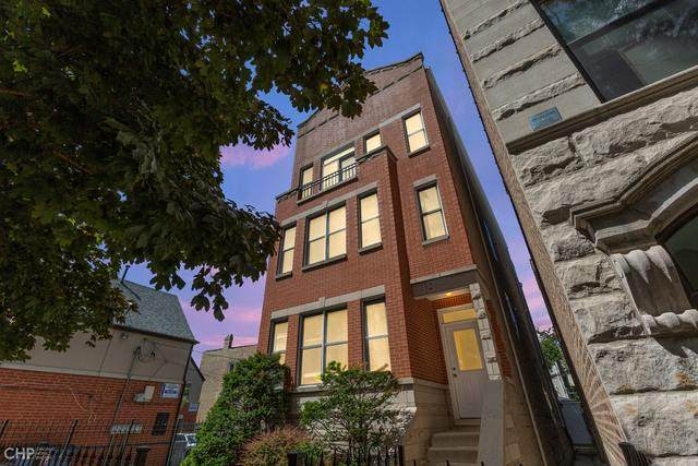 2146 W Crystal Street #3, Chicago, IL 60622 (MLS #10809488) :: Property Consultants Realty