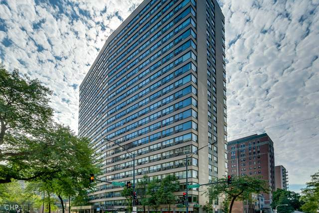 2930 N Sheridan Road #2204, Chicago, IL 60657 (MLS #10809495) :: Property Consultants Realty