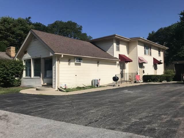 821 Chicago Avenue, Naperville, IL 60540 (MLS #10809527) :: John Lyons Real Estate