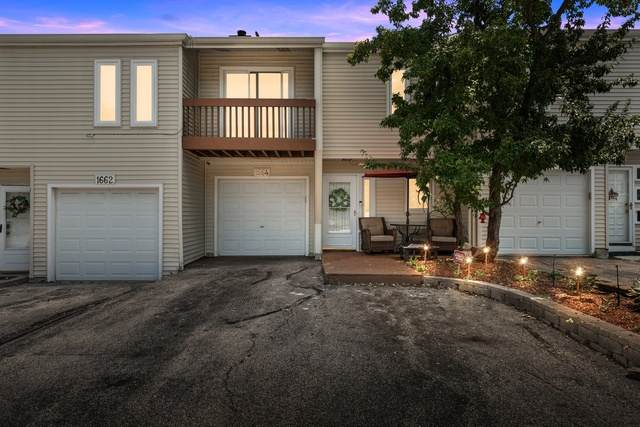 1664 Cove Court #1664, Naperville, IL 60565 (MLS #10809564) :: John Lyons Real Estate