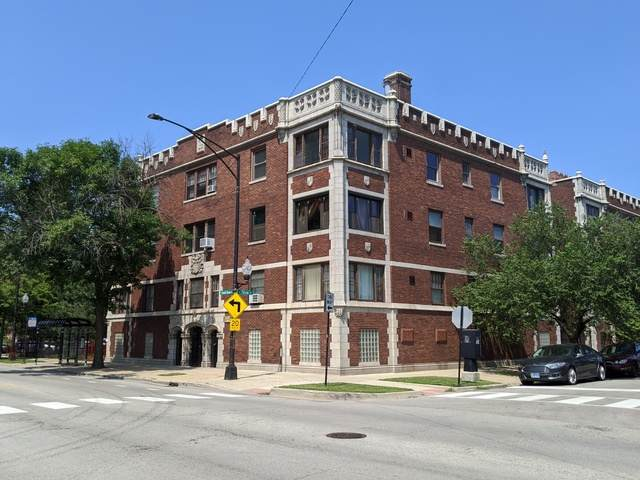 7109 S South Shore Drive 2N, Chicago, IL 60649 (MLS #10809574) :: Angela Walker Homes Real Estate Group