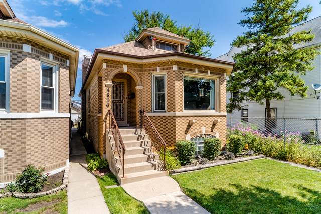 4816 W Ainslie Street, Chicago, IL 60630 (MLS #10809597) :: Angela Walker Homes Real Estate Group