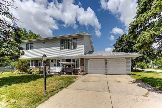604 S Cedarcrest Drive, Schaumburg, IL 60193 (MLS #10809618) :: John Lyons Real Estate