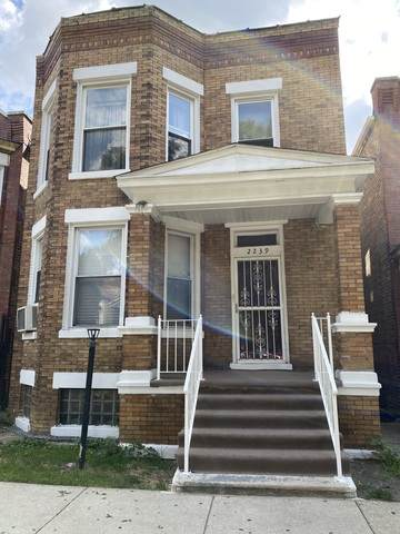 2239 S Kirkland Avenue, Chicago, IL 60623 (MLS #10809620) :: Angela Walker Homes Real Estate Group