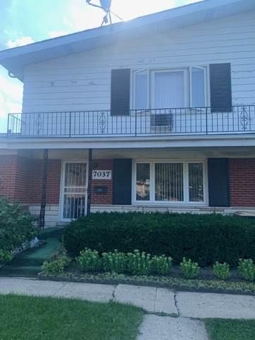 7037 W Greenleaf Street, Niles, IL 60714 (MLS #10809621) :: John Lyons Real Estate