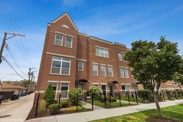 3714 S Sangamon Street, Chicago, IL 60609 (MLS #10809627) :: Angela Walker Homes Real Estate Group