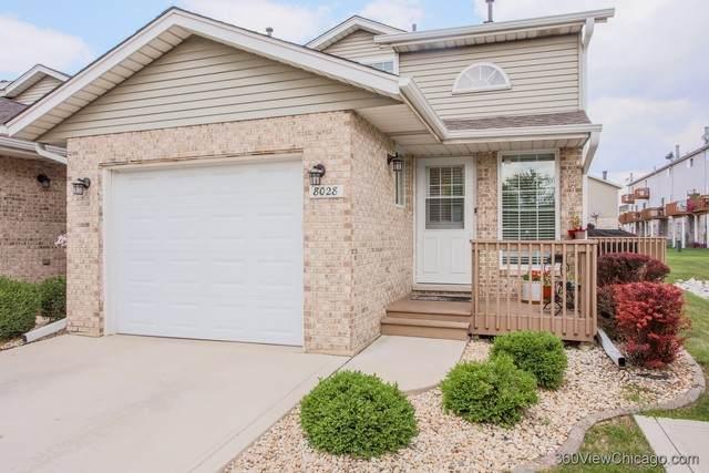 8028 Daniel Drive, Justice, IL 60458 (MLS #10809656) :: John Lyons Real Estate