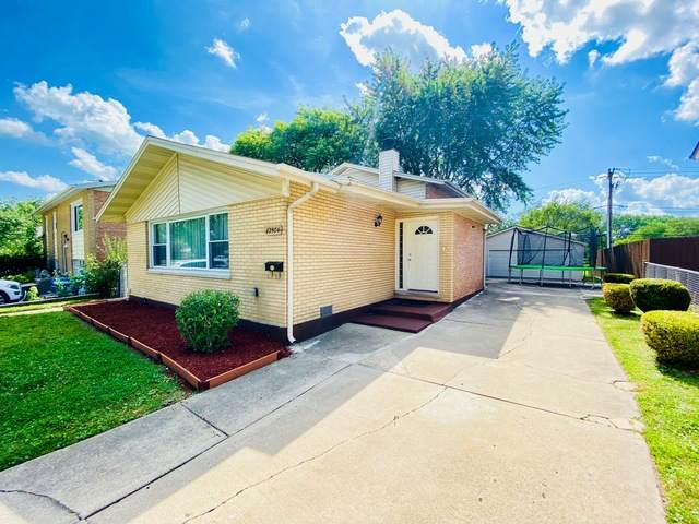 12504 S Trumbull Avenue, Alsip, IL 60803 (MLS #10809668) :: Property Consultants Realty