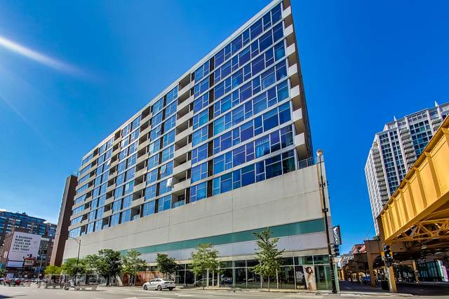 630 N Franklin Street #608, Chicago, IL 60654 (MLS #10809754) :: Property Consultants Realty
