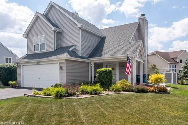 1408 Beaumont Circle, Bartlett, IL 60103 (MLS #10809811) :: John Lyons Real Estate