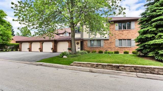 13201 N Country Club Court B2, Palos Heights, IL 60463 (MLS #10809826) :: John Lyons Real Estate