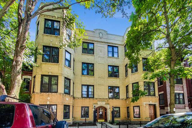 2027 W Pierce Avenue 1E, Chicago, IL 60622 (MLS #10809837) :: Property Consultants Realty