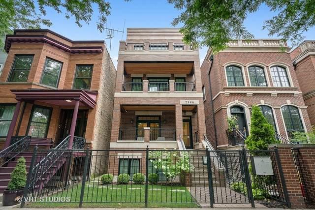 2946 N Racine Avenue #1, Chicago, IL 60657 (MLS #10809847) :: Lewke Partners