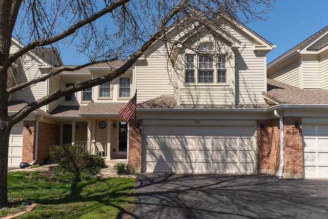 1367 Glengary Lane M, Wheeling, IL 60090 (MLS #10809884) :: John Lyons Real Estate