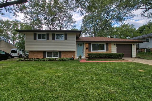 34 Standish Lane, Schaumburg, IL 60193 (MLS #10809895) :: John Lyons Real Estate