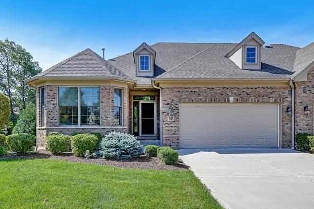 741 Woodglen Lane, Lemont, IL 60439 (MLS #10809914) :: John Lyons Real Estate